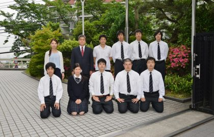 神戸 第 一 高校
